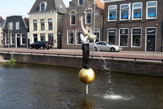 11fountains - Sneek - De Fontein van Fortuna